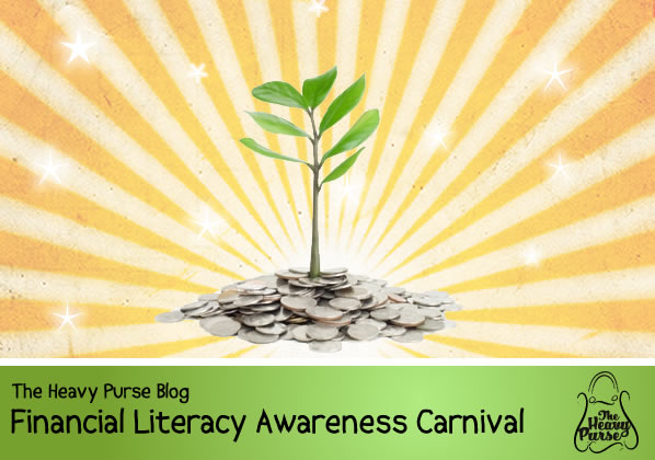 The Heavy Purse Blog: Financial Literacy Awareness Carnival