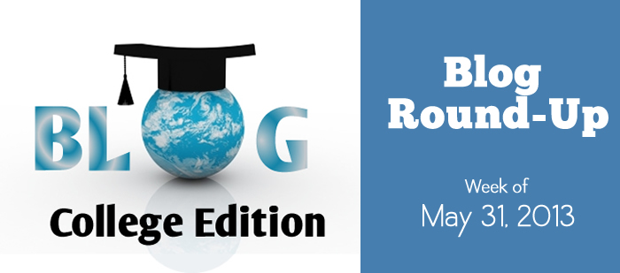 Blog Roundup - College Edition