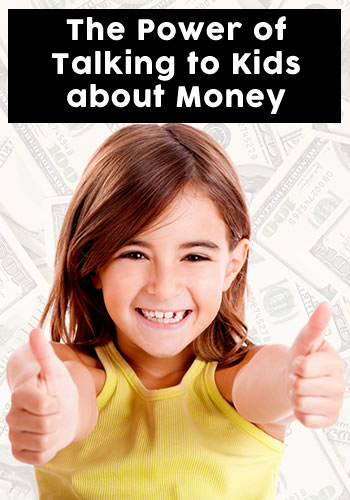 The Power of Money Conversations with Kids | www.TheHeavyPurse.com