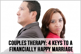 Couples Financial Therapy: 4 Keys to a Financially Strong Marriage