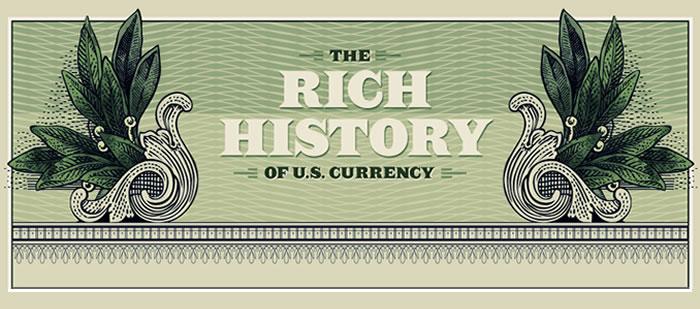 Money history #infographic