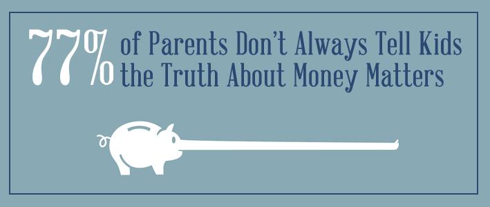 The Money Secrets Parents Keep