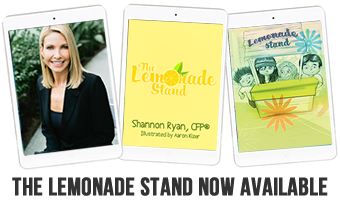 Join Lauren and Taylor in their continuing money adventures in The Lemonade Stand