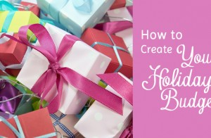 How to Create Your Holiday Budget and Avoid Debt