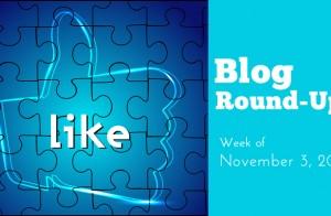 Blog Round-Up: Week of November 3, 2014