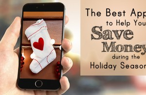 The Best Apps to Help You Save Money this Christmas