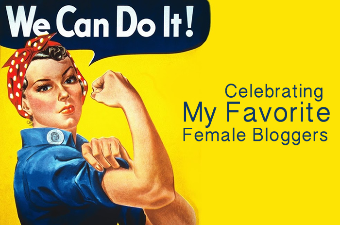 Celebrating Female Bloggers | www.TheHeavyPurse.com