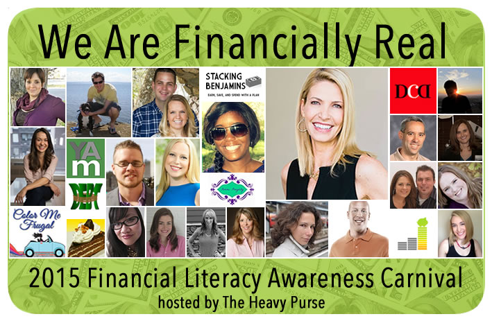2015 Financial Literacy Awareness Carnival: We Are Financially Real | www.TheHeavyPurse.com