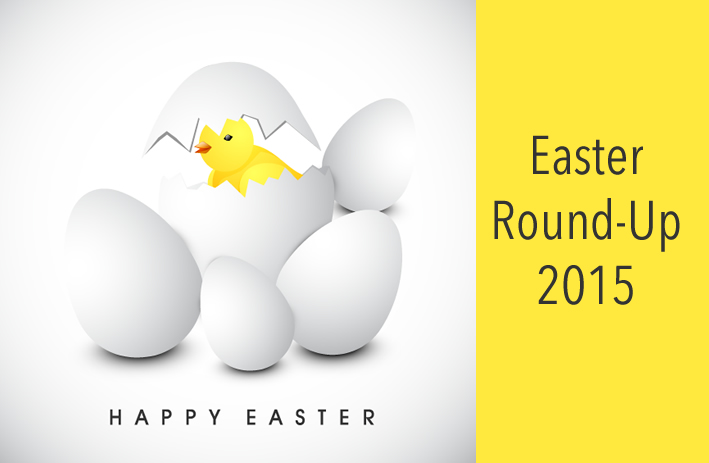 Easter Round-Up 2015 | www.TheHeavyPurse.com