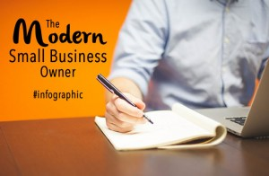 Modern Small Business Owner #Infographic