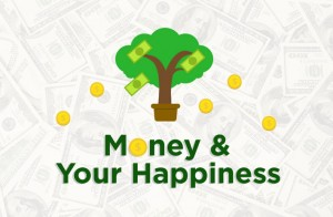 Money and Happiness #Infographic