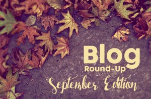 September Blog Round-Up