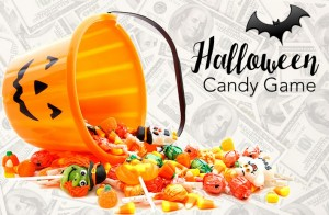 The Halloween Candy Game