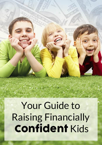Your Guide to Raising Financially Confident Kids | www.TheHeavyPurse.com